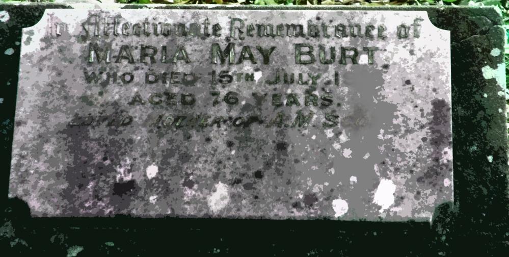 maria burt